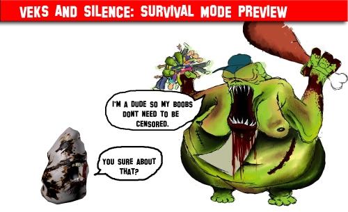 Survival Mode Preview